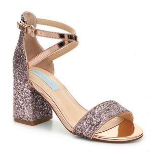 Betsey Johnson Libra Sandal
